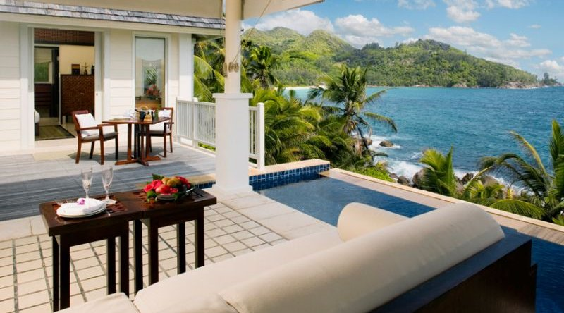 Intendance Bay View Pool Villa - Banyan Tree Seychelles