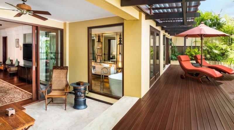 St Regis Orchid Suite - The St Regis Bali Resort