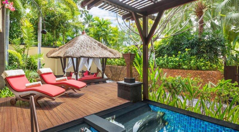 St Regis Pool Suite - The St Regis Bali Resort