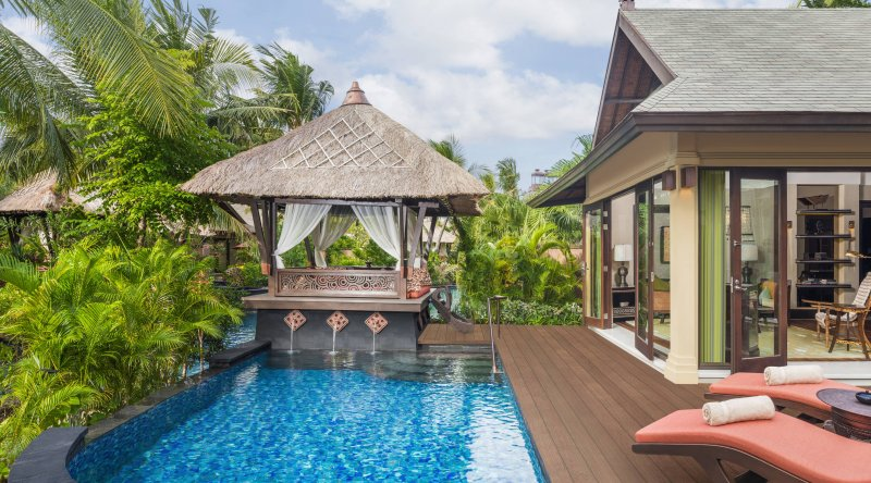 Lagoon Villa - The St Regis Bali Resort