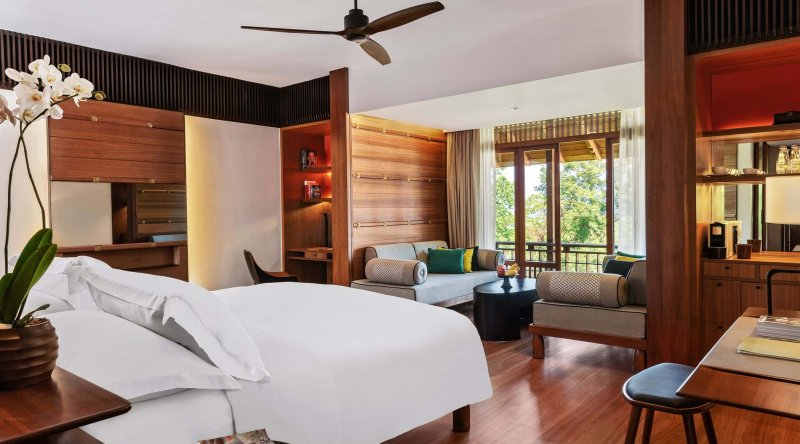 Canopy Deluxe Room - The Datai Langkawi