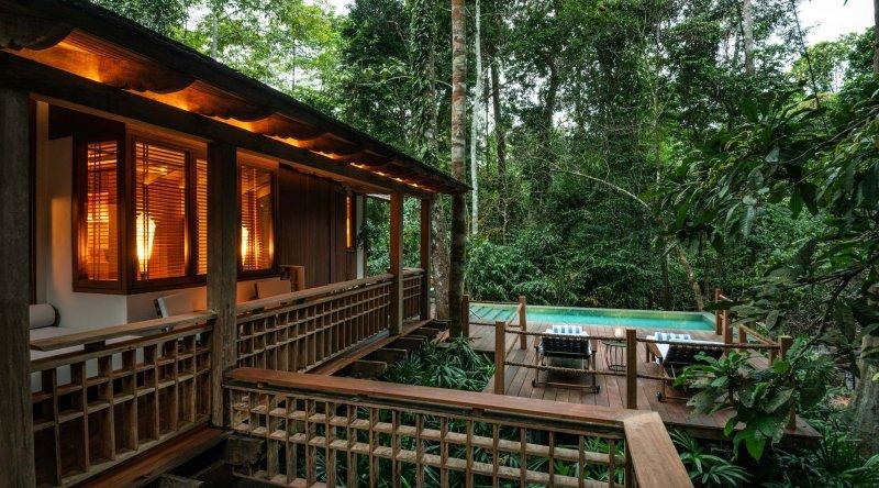 Rainforest Pool Villa - The Datai Langkawi