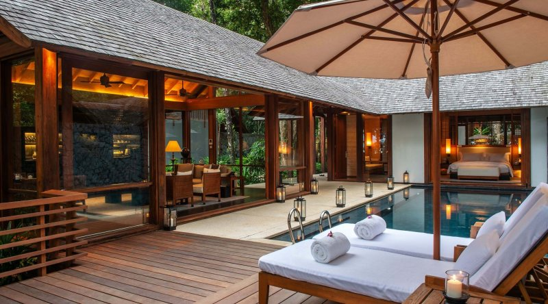 One Bedroom Beach Villa - The Datai Langkawi