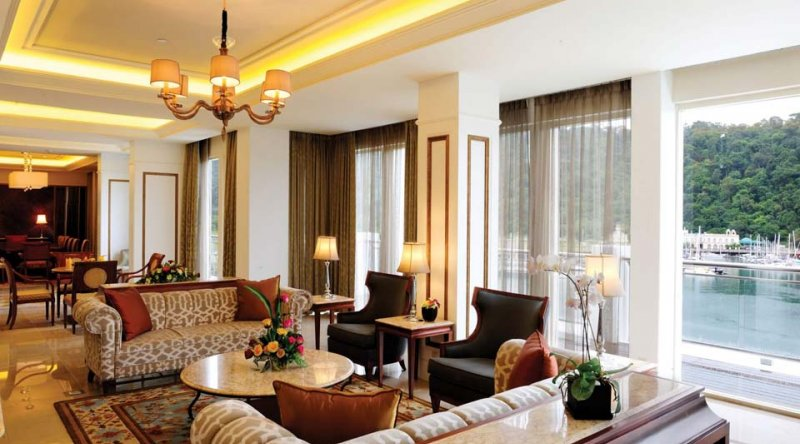 The Royal Imperial Suite - The Danna Langkawi