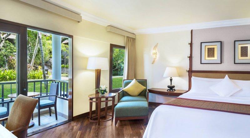 Deluxe Garden View Room - The Laguna