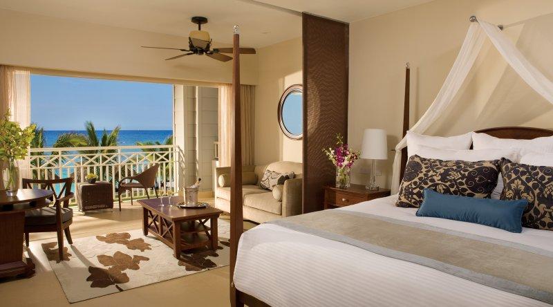 Junior Suite Ocean View - Secrets St James Montego Bay