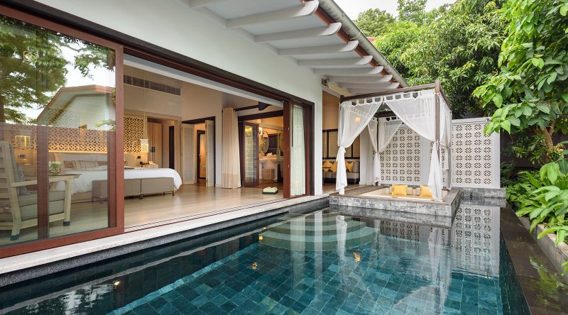 Pool Villa - The Shore at Katathani