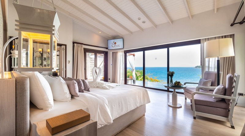 Seaview Pool Villa - The Shore at Katathani