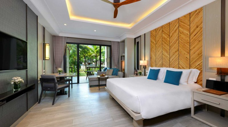 Grand Garden Pavilion Room - Layana Resort & Spa