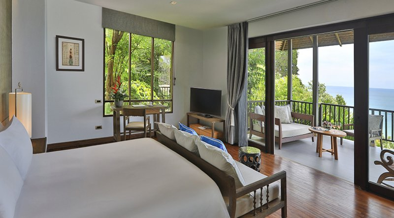 Bayfront Deluxe Room - Pimalai Resort and Spa