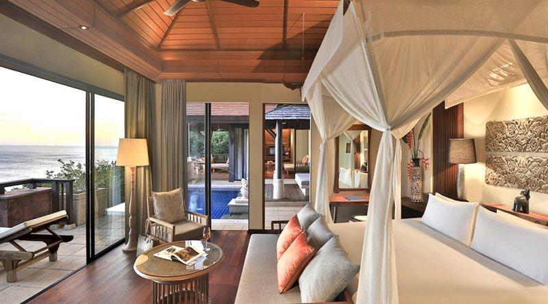 Hillside Ocean View Pool Villa - Pimalai Resort and Spa