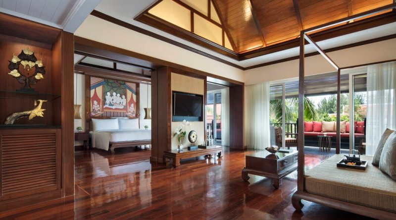 Executive Suite - JW Marriott Khao Lak Resort & Spa