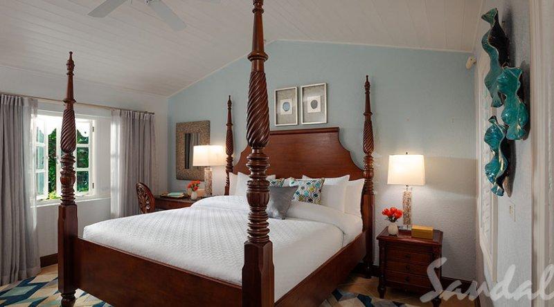 Caribbean Honeymoon Deluxe - Sandals Grande Antigua Resort & Spa
