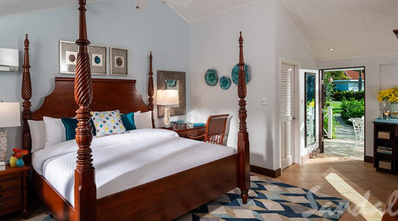 Caribbean Honeymoon Premium - Sandals Grande Antigua Resort & Spa