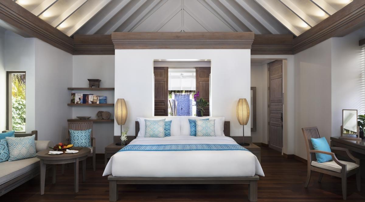 Sunset Beach Villa - Anantara Dhigu Maldives Resort
