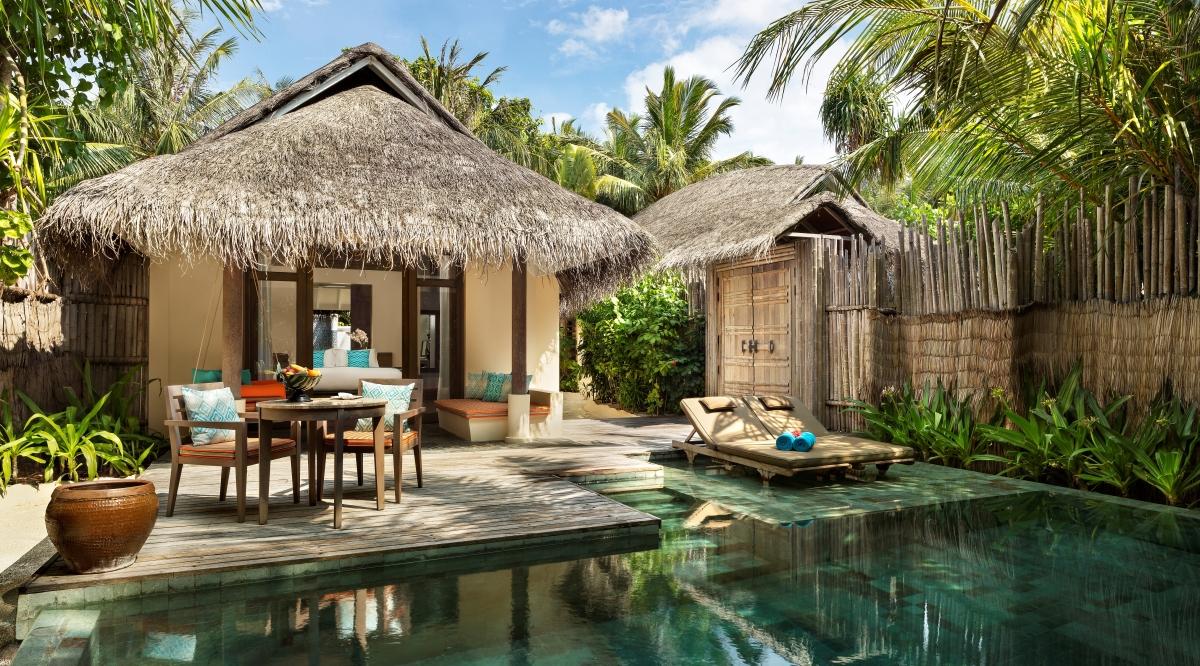 Anantara Pool Villa - Anantara Dhigu Maldives Resort