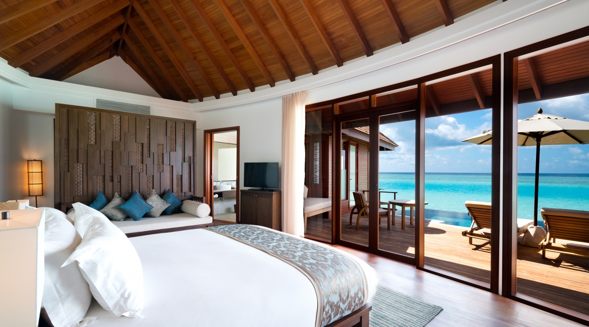 Anantara Over Water Pool Suite - Anantara Dhigu Maldives Resort