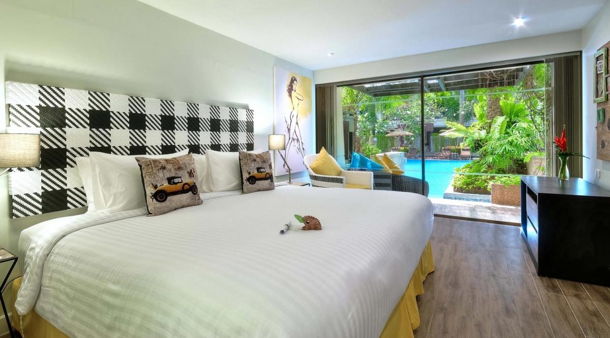 Premier Pool Access - Burasari Phuket