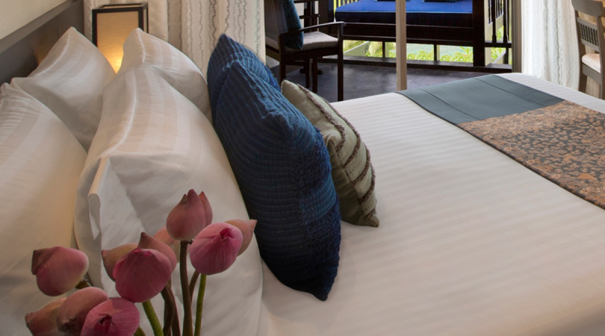 Premier Garden View Room - Anantara Bophut Koh Samui Resort