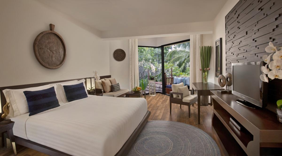 Deluxe Garden View Room - Anantara Bophut Koh Samui Resort