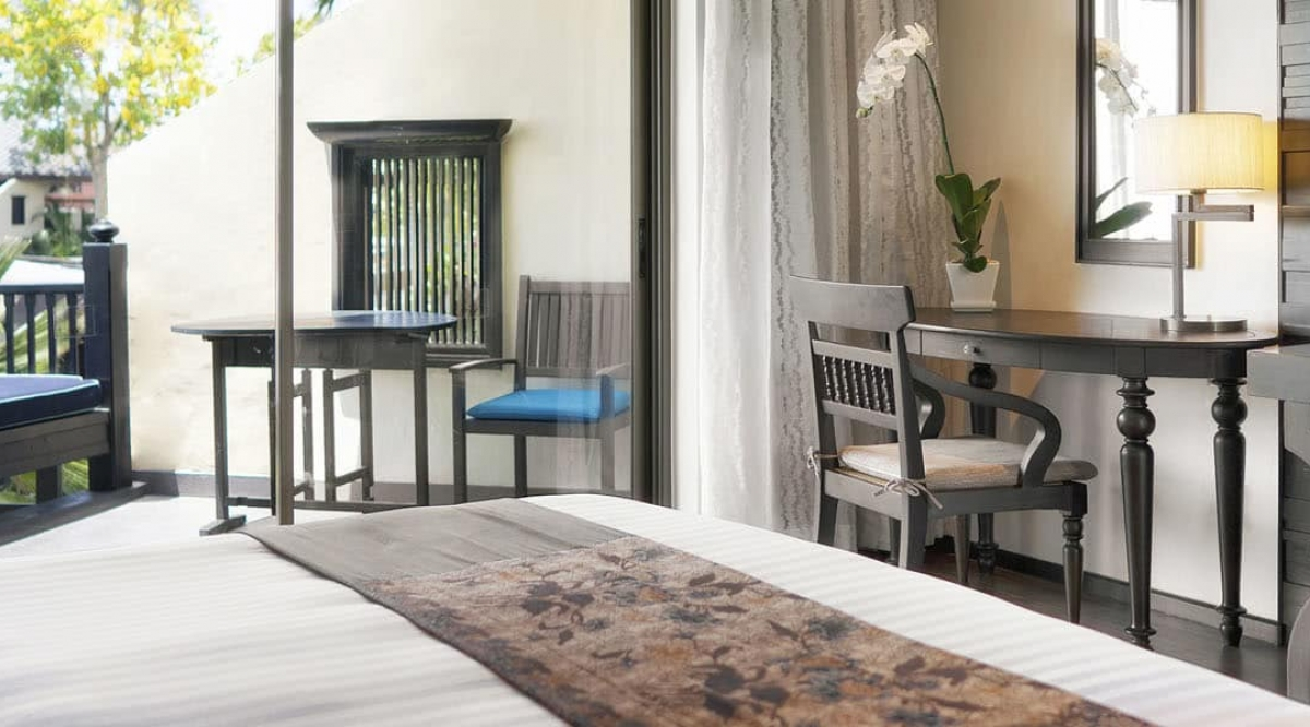 Deluxe Sea View Room - Anantara Bophut Koh Samui Resort