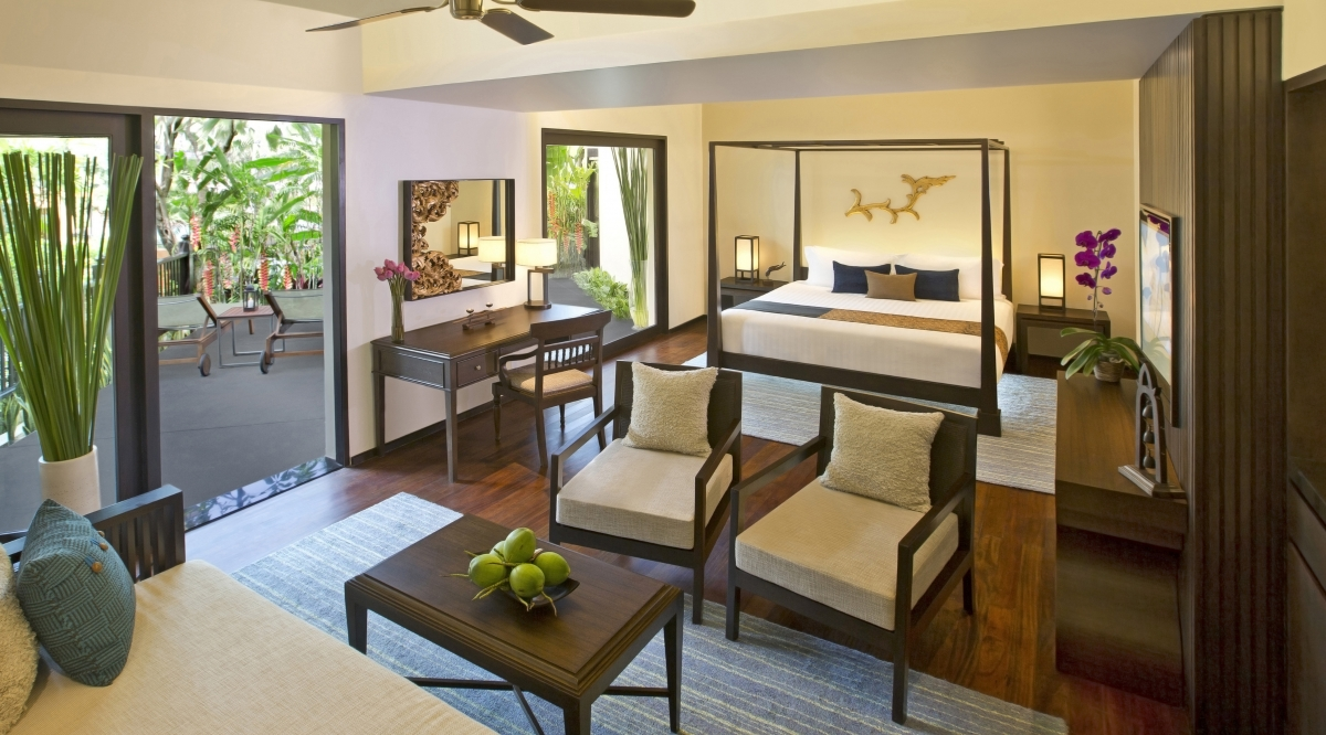 Garden View Suite - Anantara Bophut Koh Samui Resort