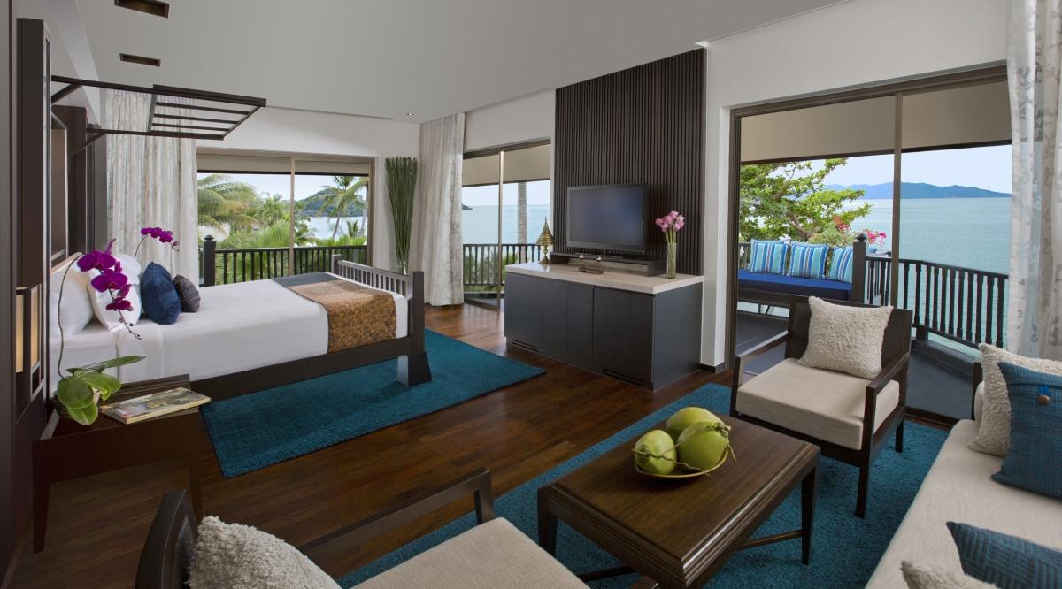 Royal Sea View Suite - Anantara Bophut Koh Samui Resort