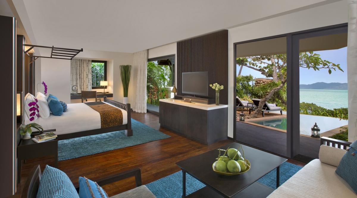 Anantara Beachfront Pool Suite - Anantara Bophut Koh Samui Resort