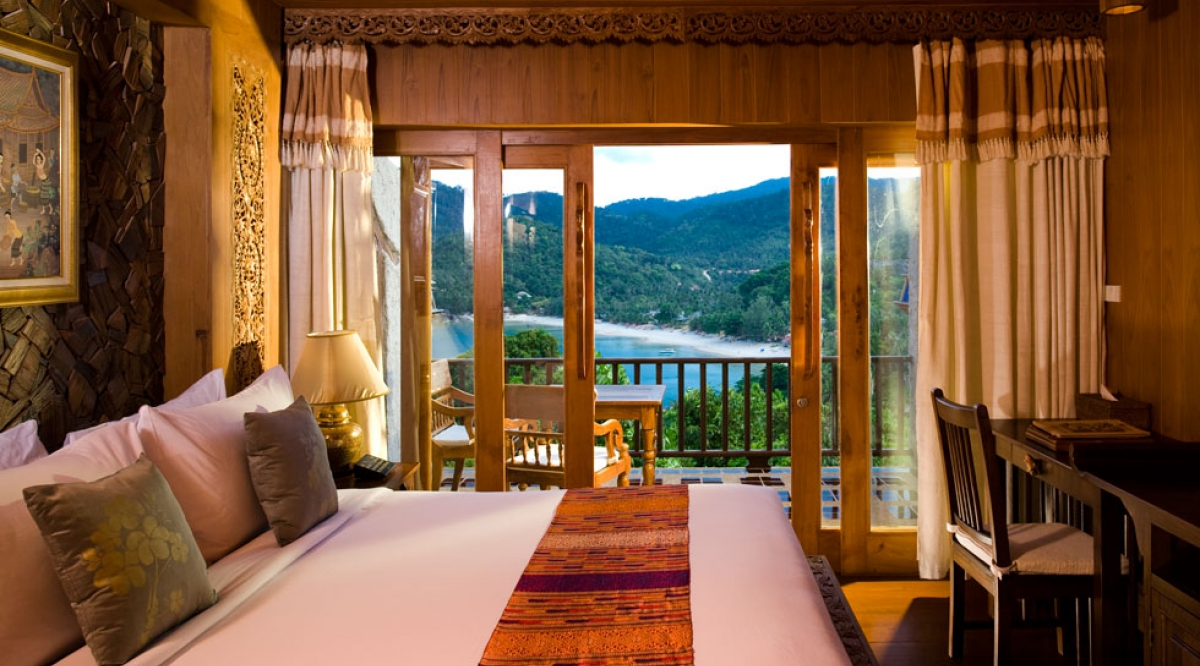 Deluxe Room - Santhiya Koh Phangan Resort & Spa