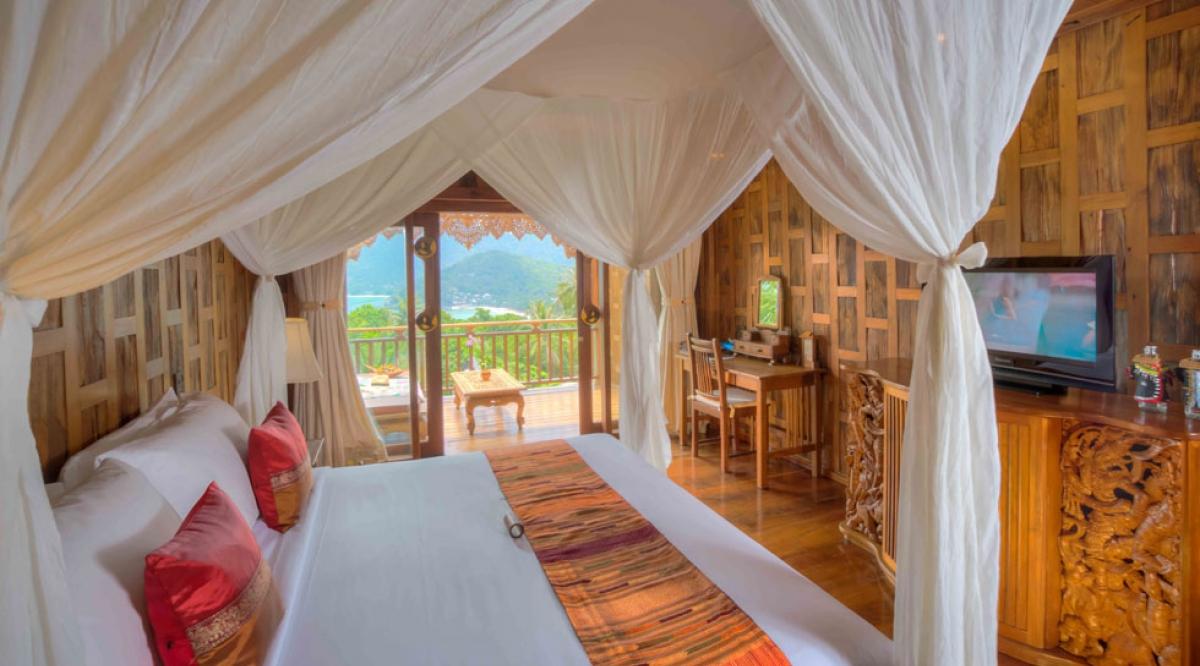 Supreme Deluxe Room - Santhiya Koh Phangan Resort & Spa