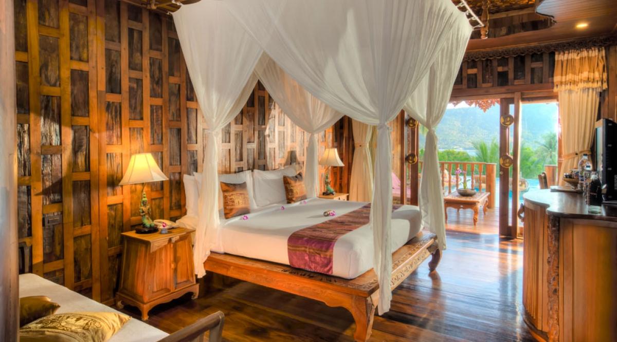Supreme Deluxe Pool Access - Santhiya Koh Phangan Resort & Spa
