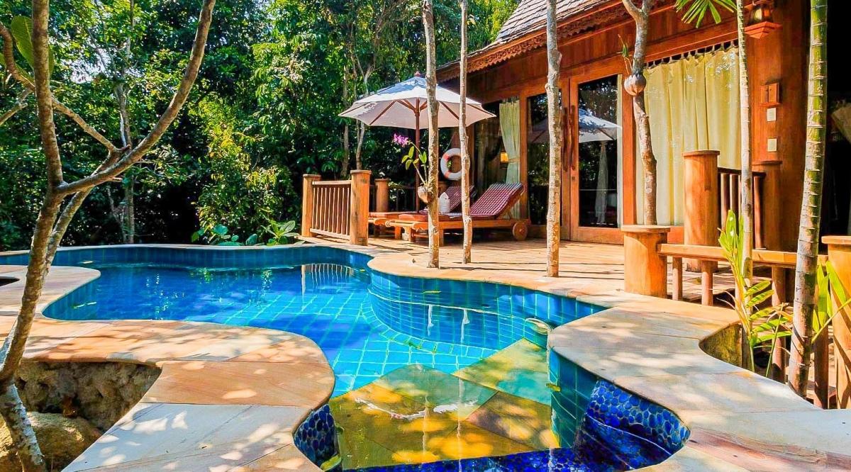 Junior Pool Villa - Santhiya Koh Phangan Resort & Spa