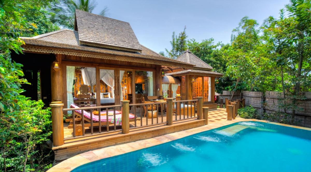 Hideaway Pool Villa - Santhiya Koh Phangan Resort & Spa