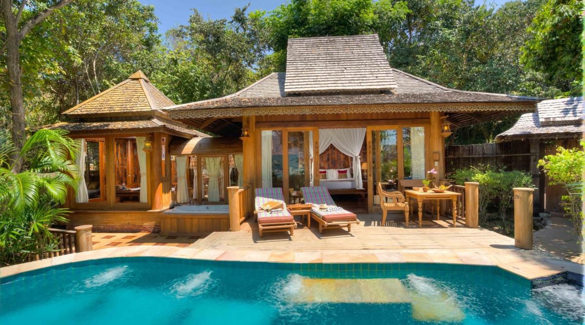 Sea View Pool Villa - Santhiya Koh Phangan Resort & Spa