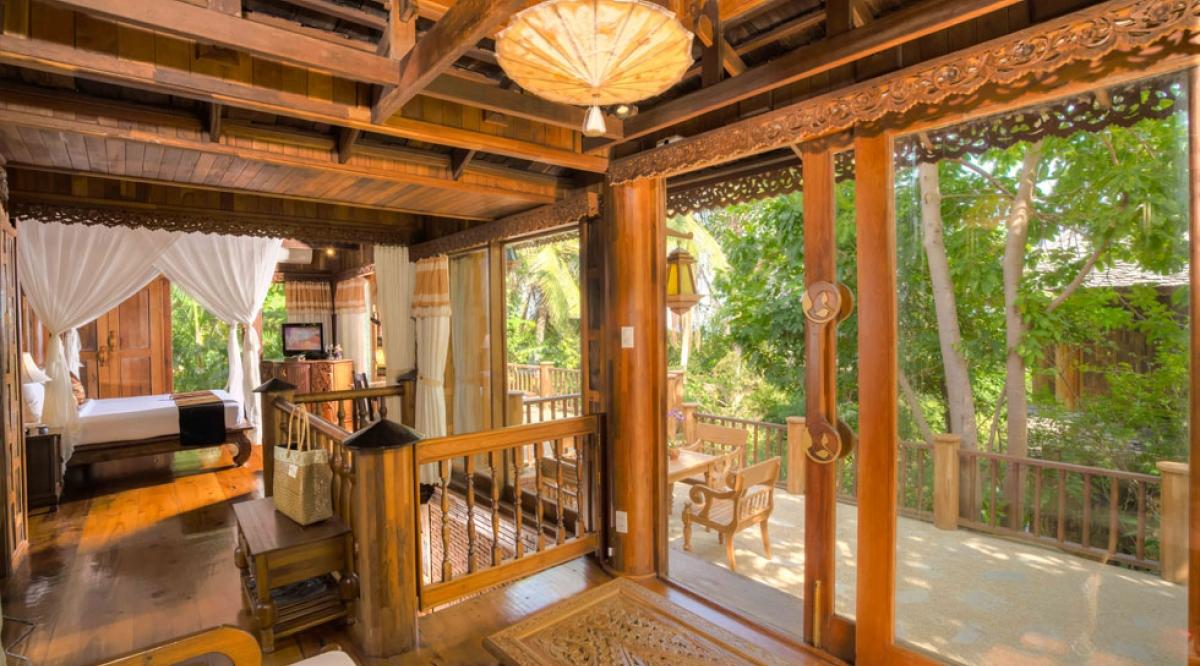 Grand Villa - Santhiya Koh Phangan Resort & Spa