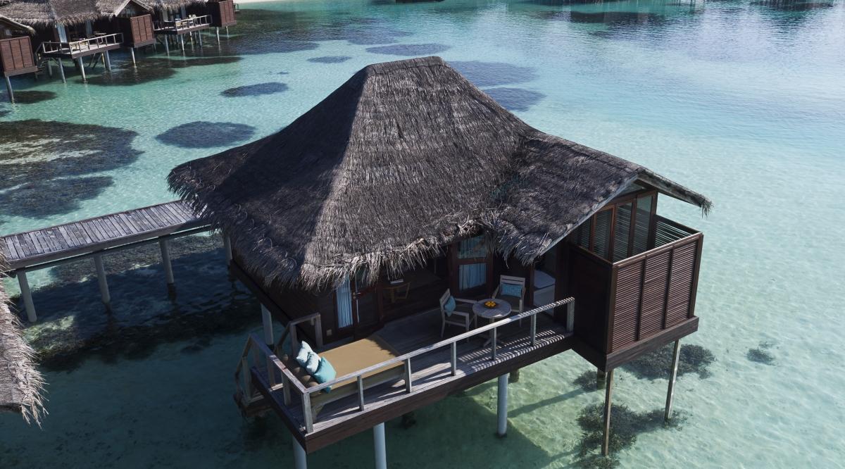 Over Water Bungalow - Anantara Veli Maldives Resort