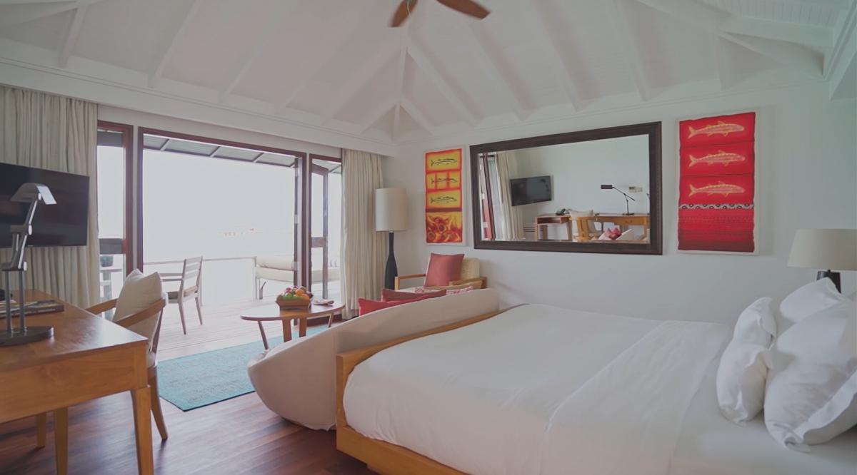 Superior Over Water Bungalow - Anantara Veli Maldives Resort