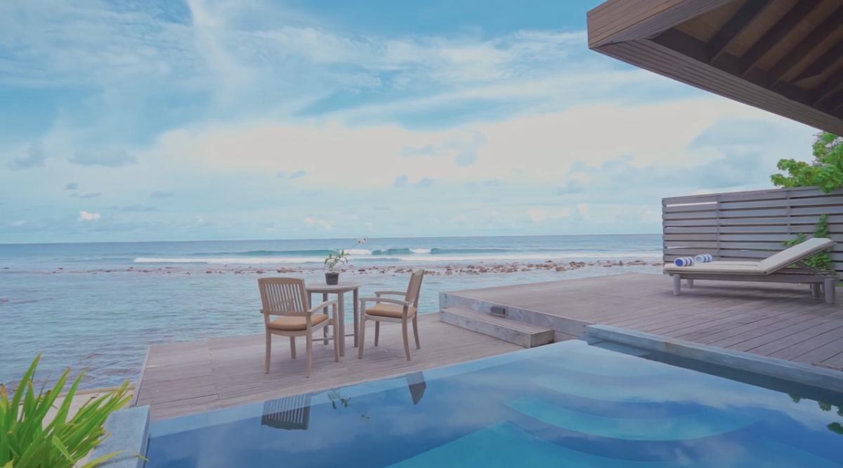 Ocean Pool Bungalow - Anantara Veli Maldives Resort