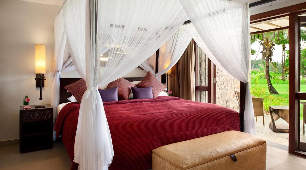 One Bedroom Sea View Garden Suite - Kempinski Seychelles Resort