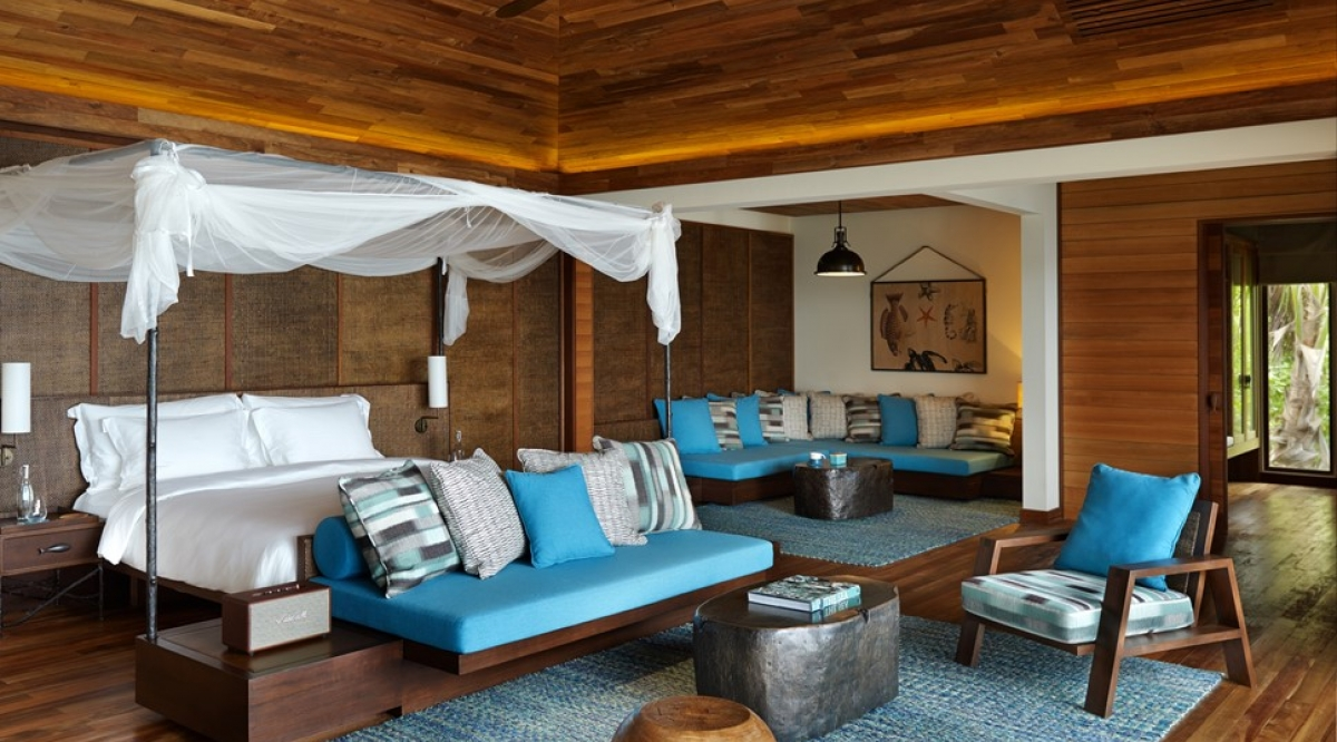 Signature Pool Villa - Six Senses Zil Pasyon