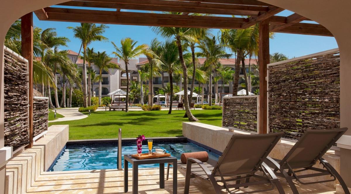 Preferred Club Junior Suite Private Pool Secrets Royal Beach Punta Cana