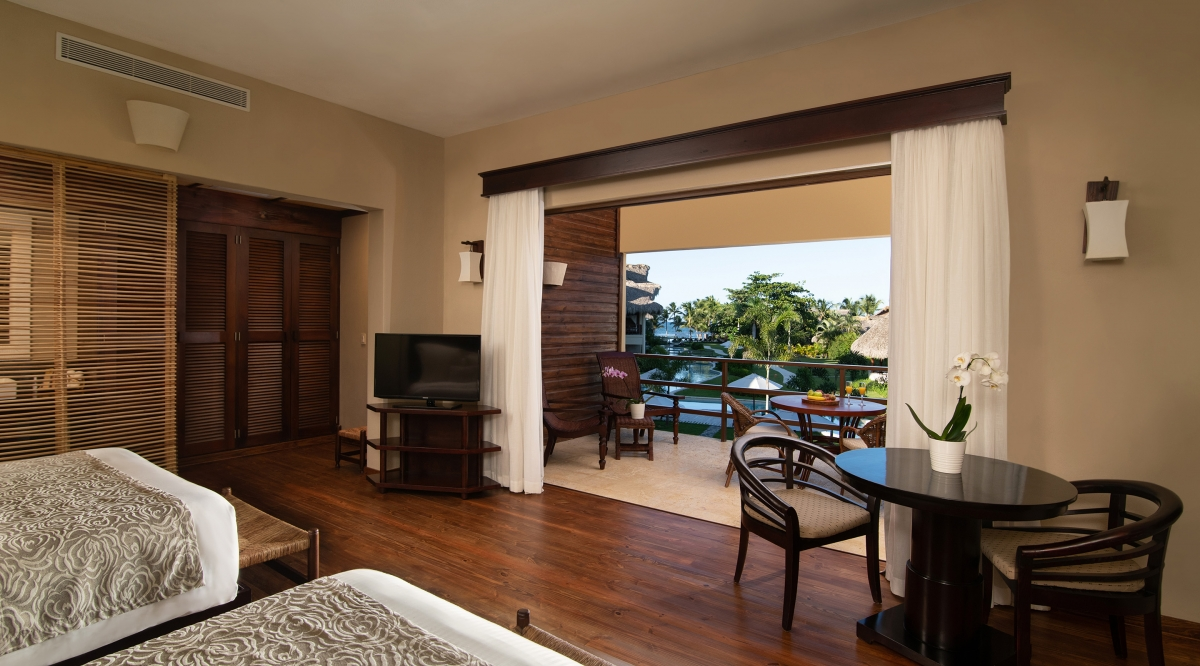 Junior Suite Pool View Zoetry Agua Punta Cana