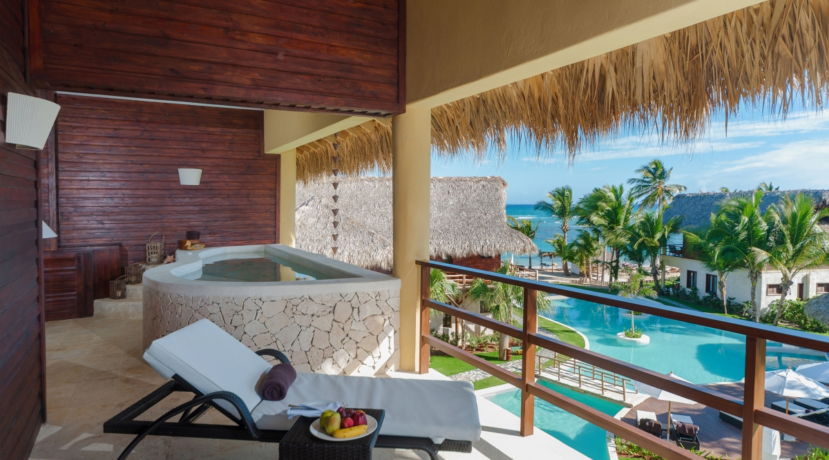 Penthouse Ocean View Zoetry Agua Punta Cana