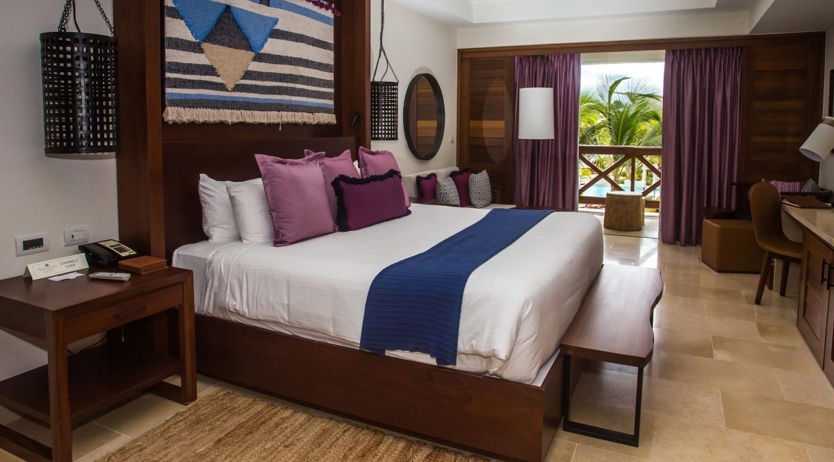 Junior Suite Pool View Secrets Cap Cana Resort & Spa