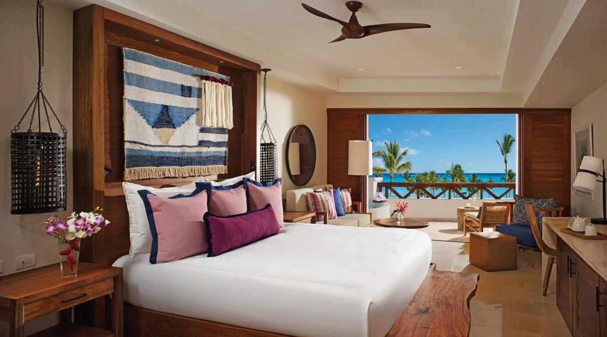 Junior Suite Ocean View Secrets Cap Cana Resort & Spa