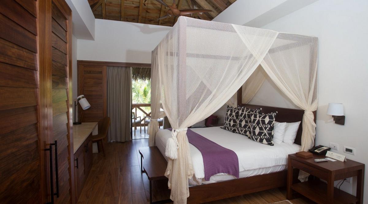 Preferred Club Bungalow Suite Pool View Secrets Cap Cana Resort & Spa
