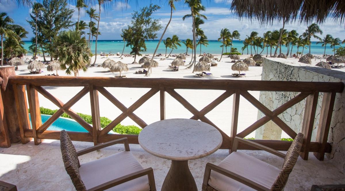 Preferred Club Bungalow Suite Ocean Front Secrets Cap Cana Resort & Spa