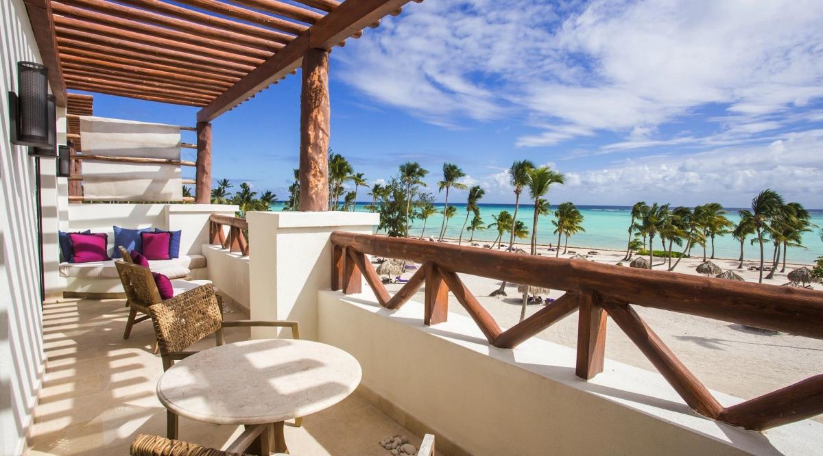 Preferred Club Master Suite Ocean Front Secrets Cap Cana Resort & Spa