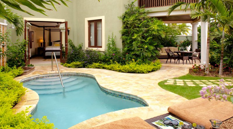 Millionaire Honeymoon One Bedroom Butler Suite with Private Pool Sanctuary - Sandals Negril
