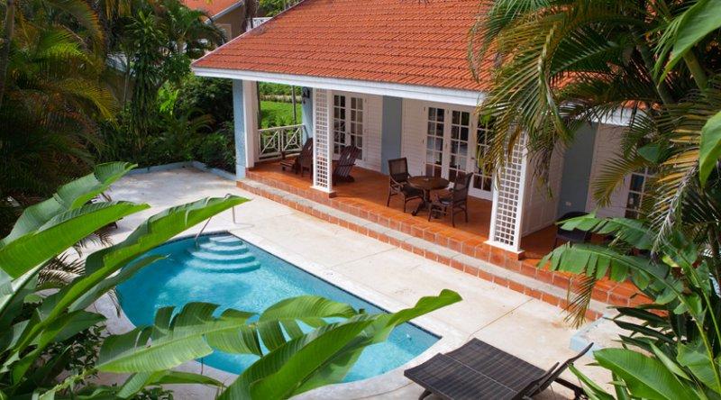 Butler Village One Bedroom Poolside Villa Estate Suite - Sandals Ochi